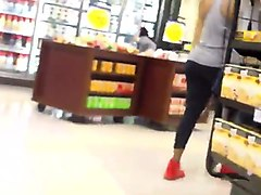 ass at the grocery store
