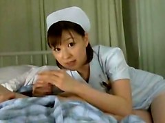 Incredible Japanese girl Yukiko Suo in Crazy Handjobs, Nurse JAV movie