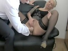 Fabulous Homemade movie with Stockings, Mature scenes
