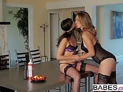 babes - trust your senses  starring  shyla jennings and ryan ryans clip