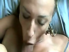 she likes sperm and sucks dick like greedy on a pov camera
