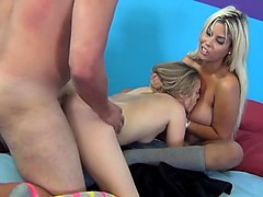Crazy pornstars Bridgette B and Karla Kush in fabulous big tits, big ass adult video