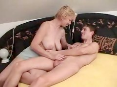 Russian Mature And Boy 117