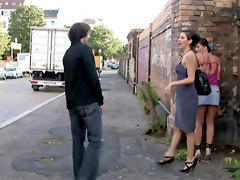 Sexy Russian Girl Getting Fucked On The Train Station