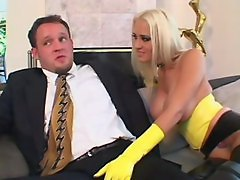 Latex Housewives Scene Trina Michaels