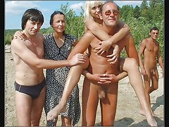 Nudist pornovideoer