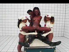 Ebony Latex Nurses