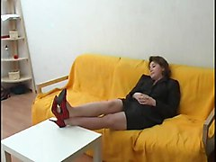 Chubby Mature Fucked
