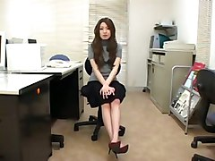 Japanese Girl Watches Guy Masturbate And Cant Resist
