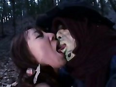 Woman Fucked By A Zombie