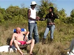 Oria French Arab Beurette Analized