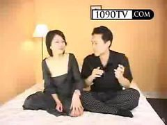 Korean Porn Jockey Couple In Black Sex Routine