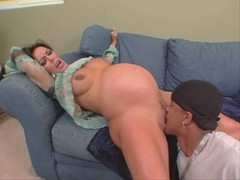 Nancy-pregnant And Assfucked