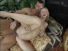 Tight Czech Teen Broken In