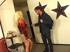 Nice Hot Blond Mature Cala Craves Takes In A Young Stranger