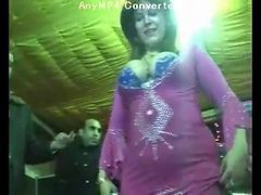 Arab Dancer
